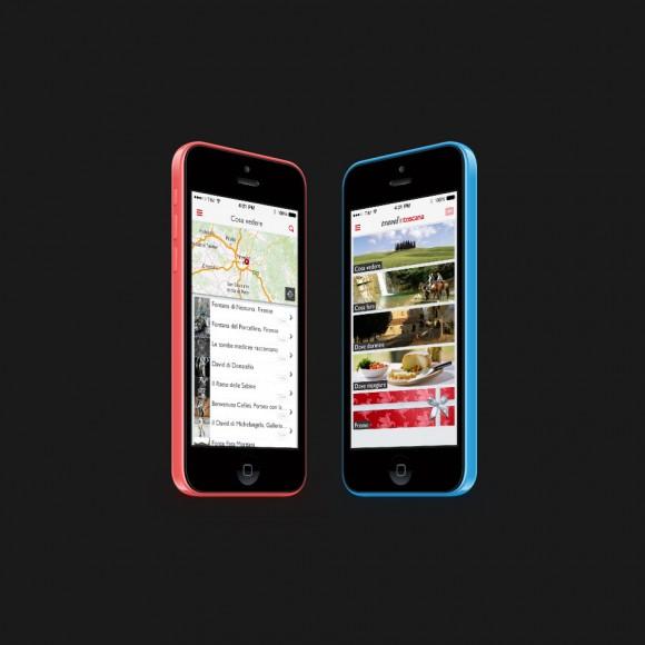 Travel Intoscana App